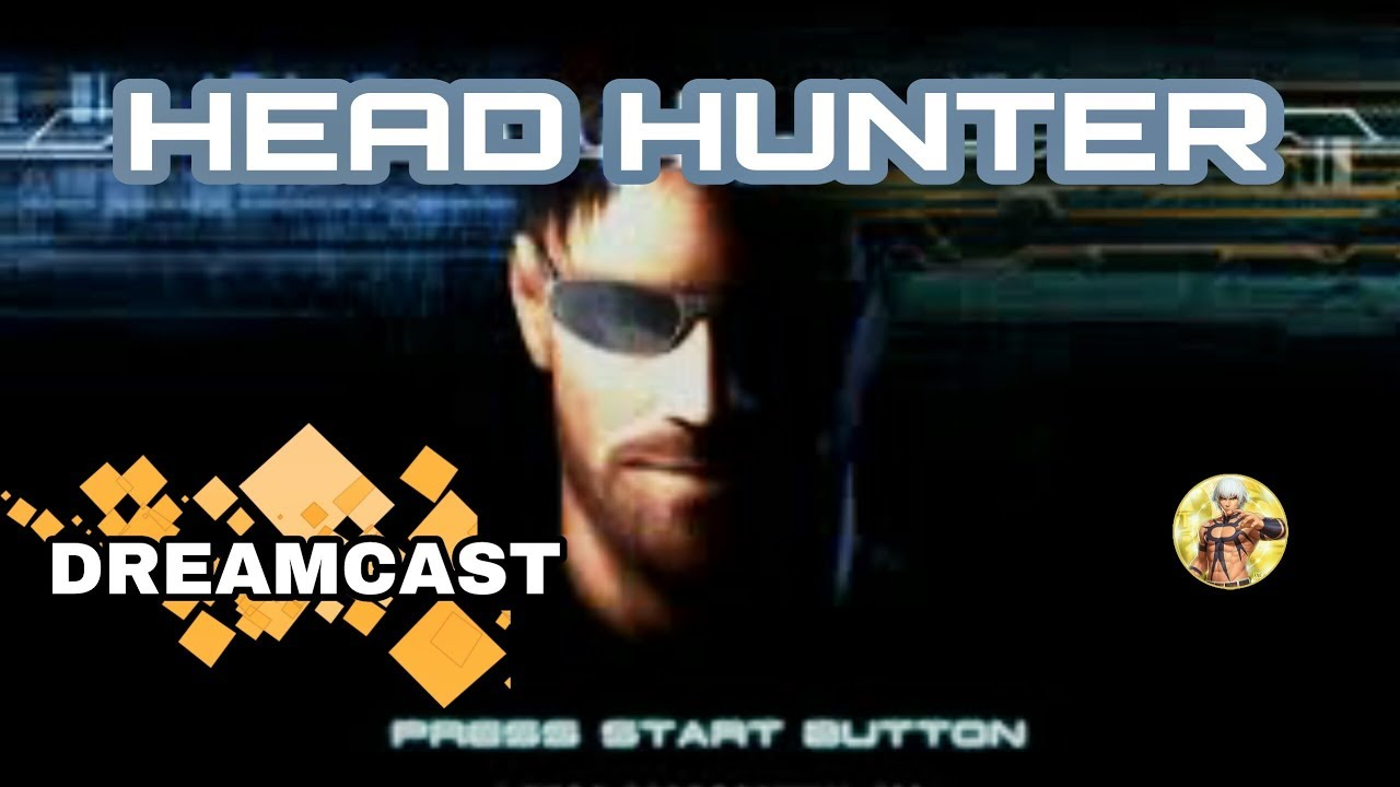 Headhunter dreamcast 2 discos [cdi] android 2018