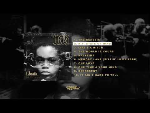 Nas - N.Y. State of Mind (Live) [HQ Audio]