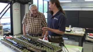 John Wayne's .22 Rifle (designed by Jim Sullivan)