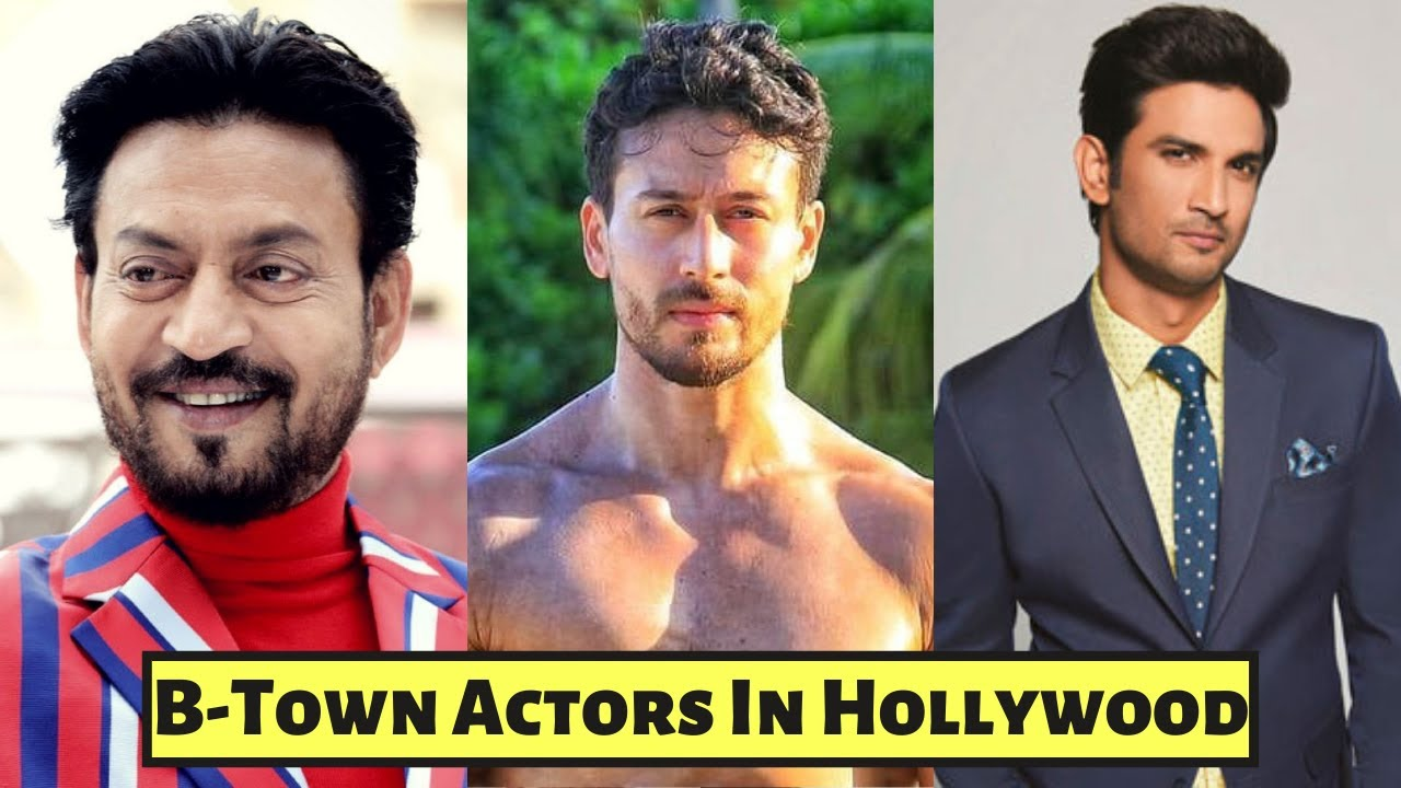 New List Of Top 10 Bollywood Actors Who Worked  in Hollywood Movies - Irrfan Khan, Tiger Shroff