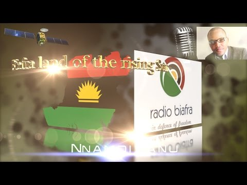 Nnamdi Kanu (Radio Biafra) Summary News 2, Satellite Broadcast 7-7-2014
