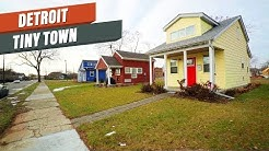 Can tiny houses save Detroit?