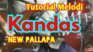 Melodi Lagu KANDAS Video Cover Tutorial Melodi Dangdut Termudah