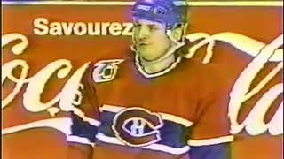 Gino Odjick vs Lyle Odelein