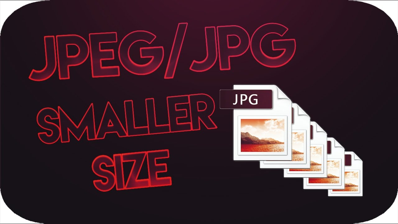 How To Make Any Image [Jpeg,Jpg,Png,Pdf] Smaller in Size ! In Less ...
