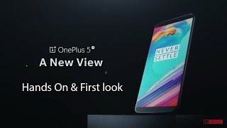 Oneplus 5T Hands On & first look