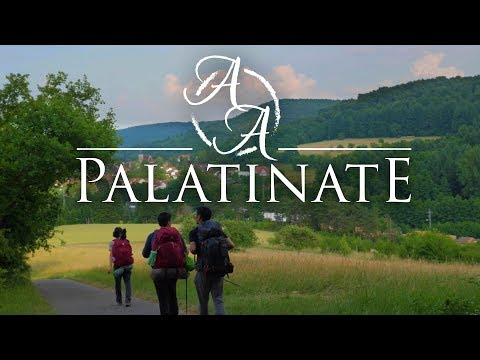 Germany in 4K | Backpacking, Hiking, and Camping the Palatinate Forest