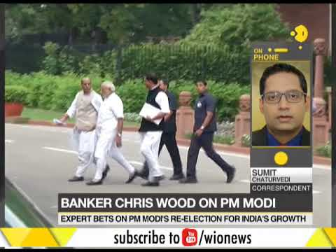 'India remains the best long-term story in Asian equities,' says equity expert Chris Wood