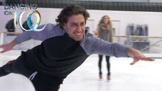 Has Training for Fairytale Week Been a Dream Come True?   Dancing On Ice 2018