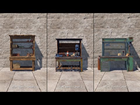 Blueprints 3.0: The new progression system in Rust