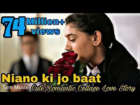 naino ki  baat LATEST NEW VERSION | Trisha and Rishi - AMAZING LOVE STORY