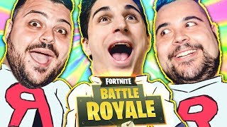 ANIMA, CICCIO E JOKER, IL NUOVO TEAM ROCKET DI FORTNITE! Vittoria Reale