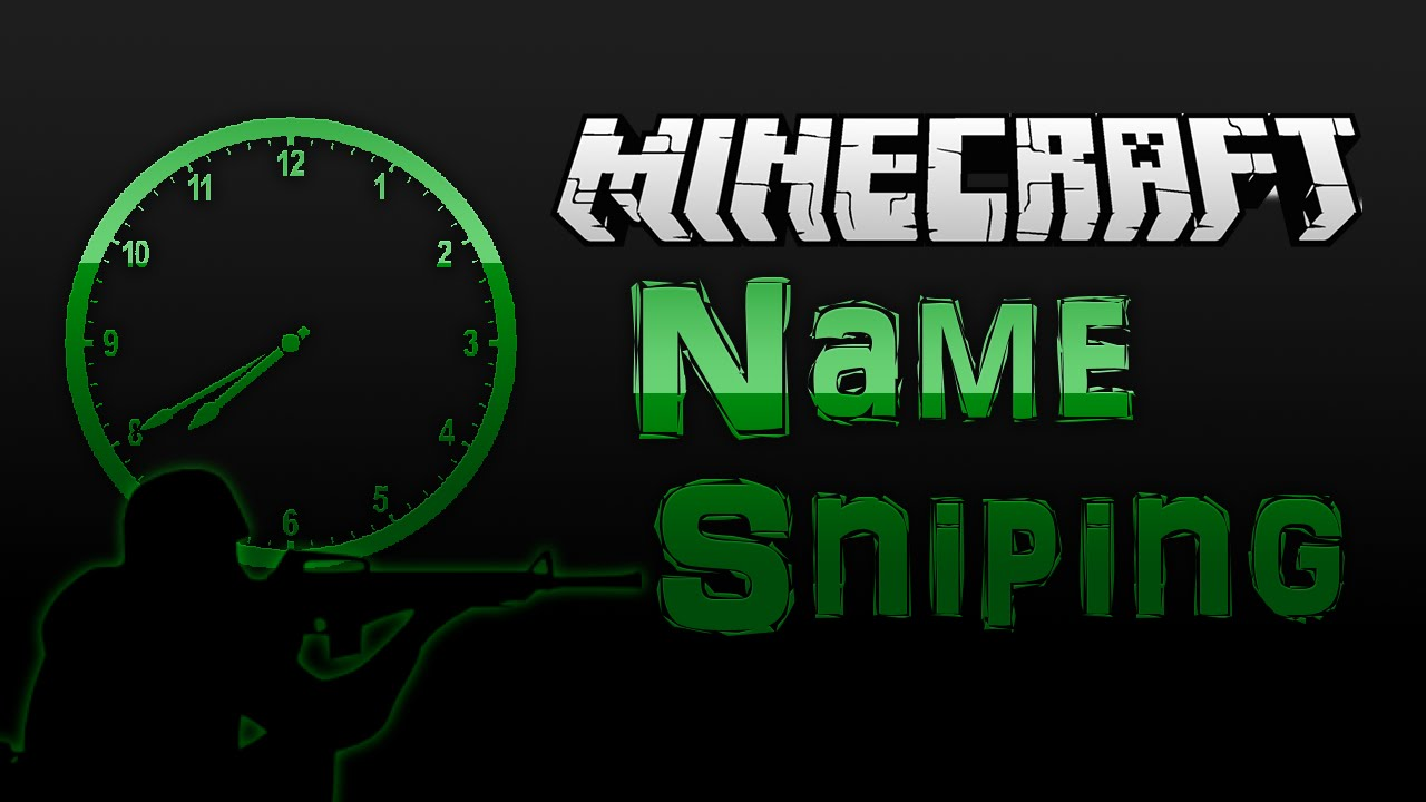 I was so close! (Minecraft Name Sniping) - YouTube