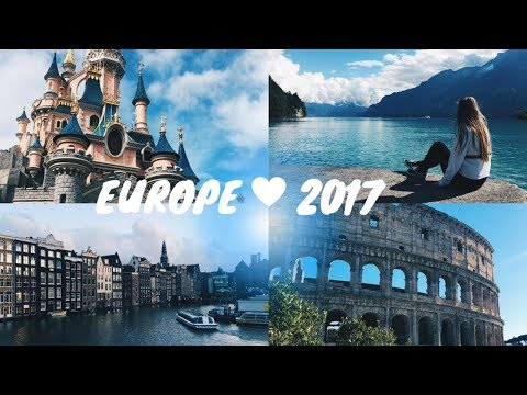Europe Travel Diary | September 2017