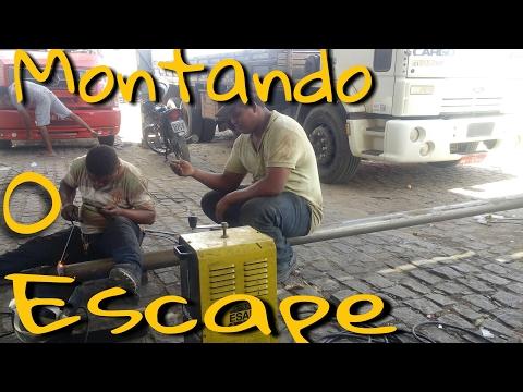 Ganhei O Escape De Um Inscrito |Montando O Boiadeiro No Ford Cargo | Ronca Não Se Amostra(EP.52/17)