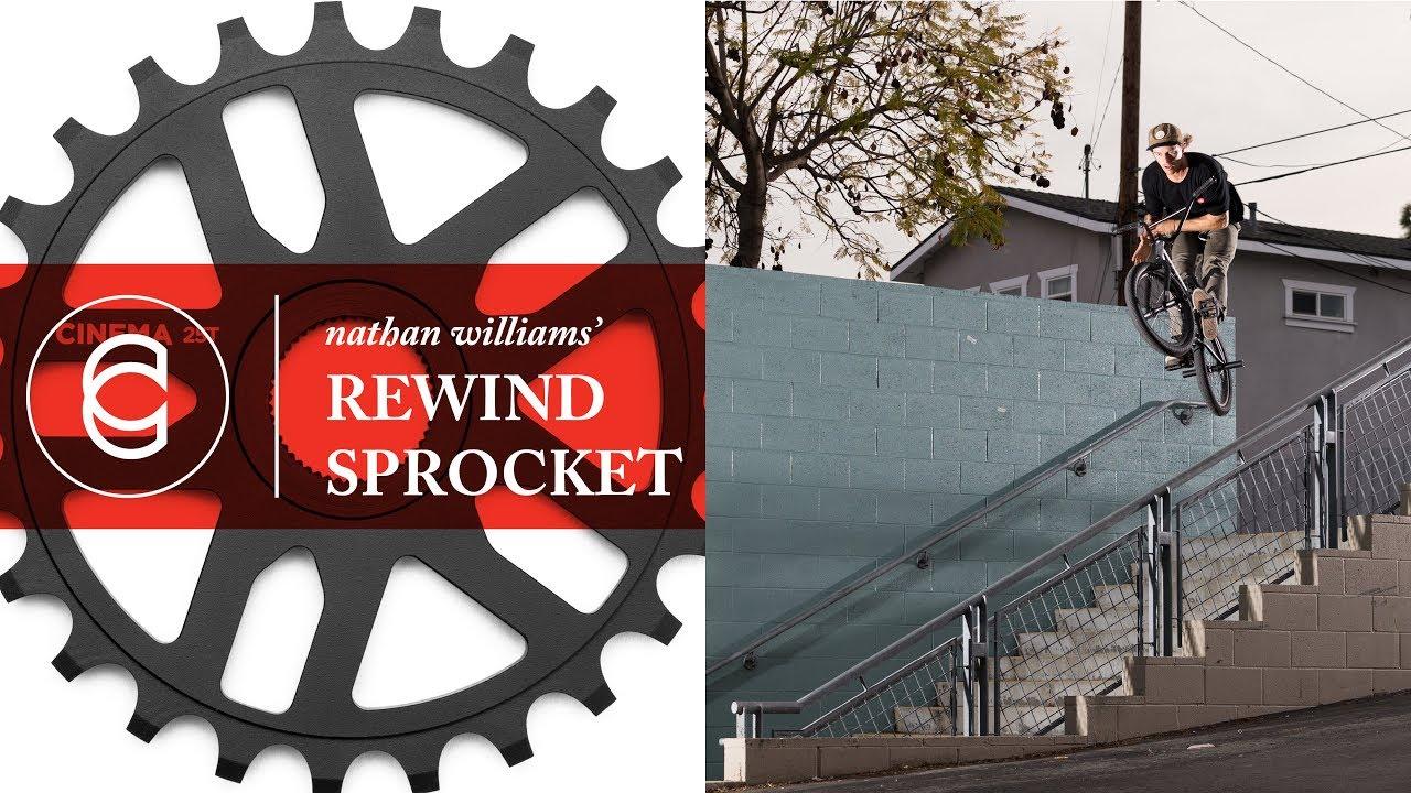 Cinema Rewind Sd Sprocket:black 28t