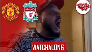 Man Utd Vs Liverpool  Watch Along With Troopz