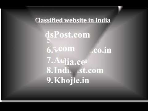Top 10 Free Classified Website in India UAdsPost.com