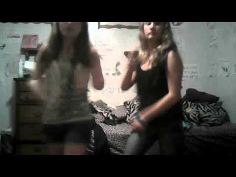 our verison of the white girl wobble ! try not to laugh ▶4:02