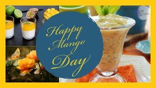 Mango Day   22nd July 2020   Nature  King of Fruit   Er. Jaspreet Singh