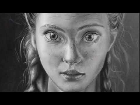 Arez Mijangos artista dibujo hiperrealismo