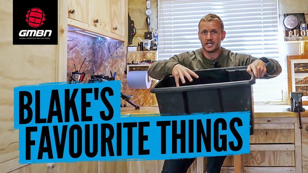 Blake's Mountain Bike Essentials | 14 Favourite MTB Accessories