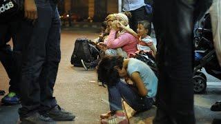 أزمة المهاجرين غير الشرعيين الى اوروبا بحاجة الى حل فوري..