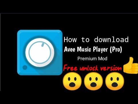 how-to-download-avee-player-premium-version-  -pro-mod-apk-  -best-status-editing-app-  