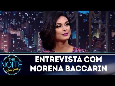 Entrevista com Morena Baccarin The Noite 160518