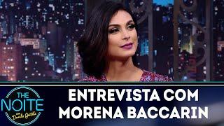 Entrevista com Morena Baccarin The Noite (160518)