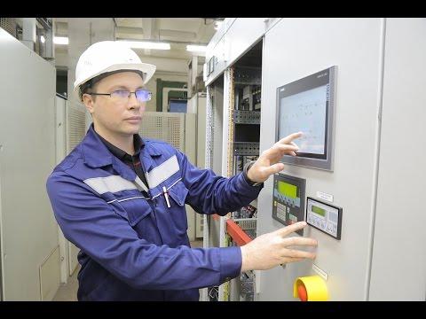 Профессиональный инженер России - электрик первого сортопрокатного цеха ОЭМК Сергей Иванов
