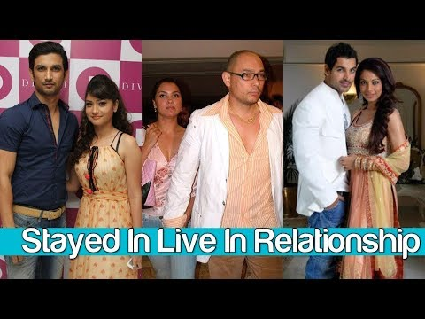 bollywood live in relationship couples therapy
