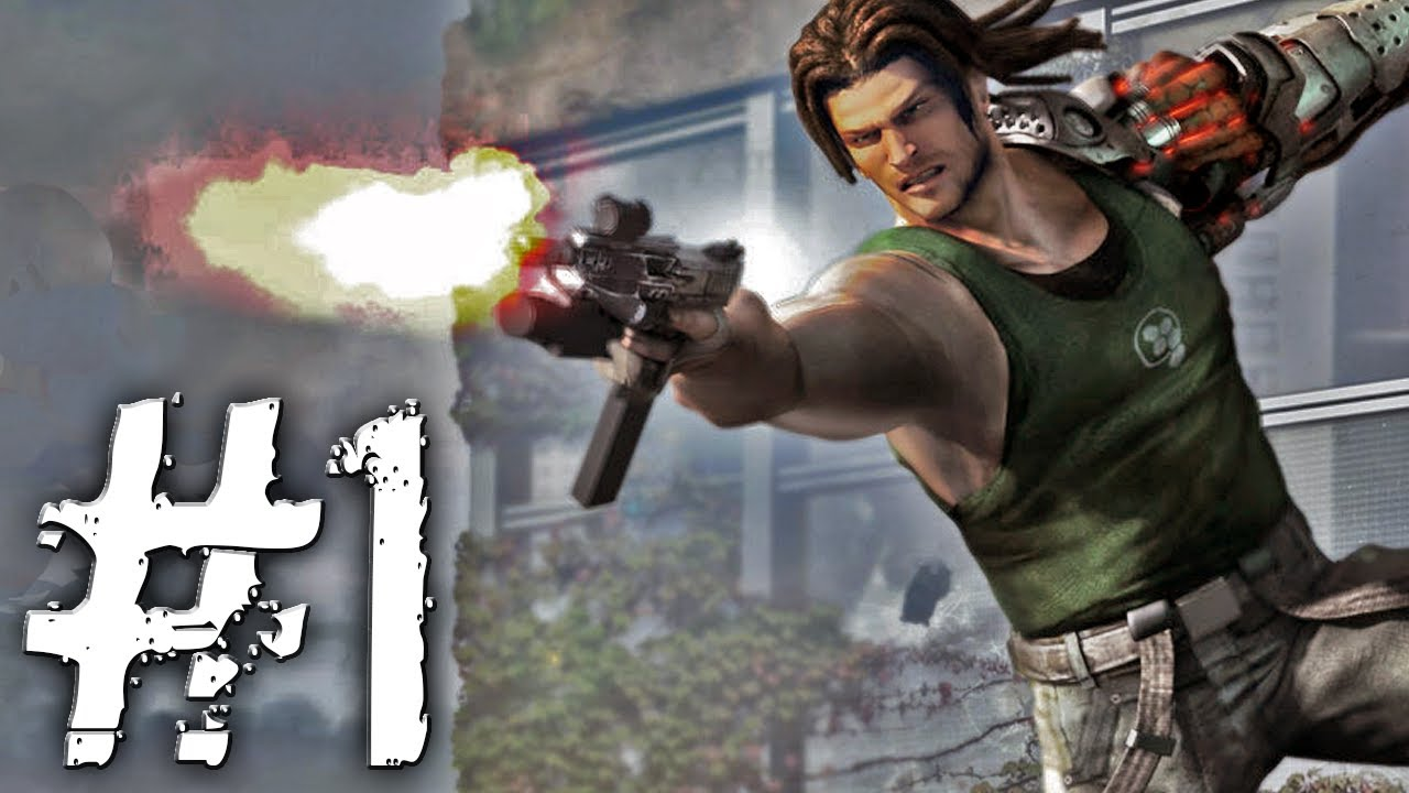 Nathan Spencer - Bionic Commando PC Playthrough / Let's Play / Walkthrough Part 1 [PC/PS3/360]