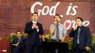 Eric, Jed kenneth, Richard - There is Always a Place at His Table by Gaither Vocal Band Cover