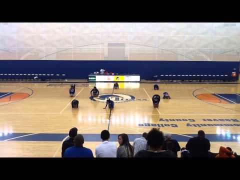 The Community College of Beaver County Cheerleaders