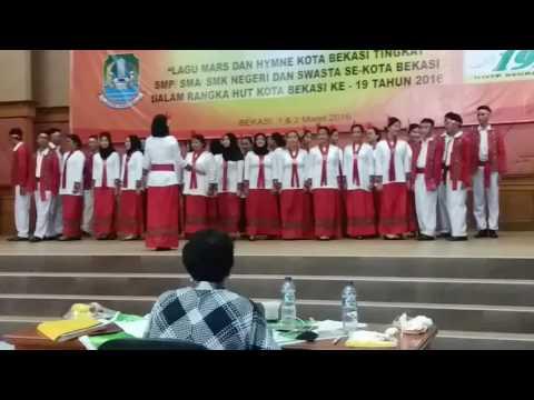 Etniez Choir - Mars Kota Bekasi & Kruhay