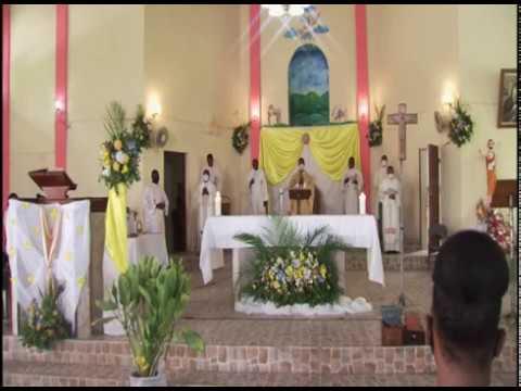 Fête Patronale de la Paroisse Saint Jean-Baptiste de Gressier 24 Juin 2020