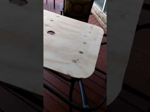 How to Replace Cracked Patio Table Glass
