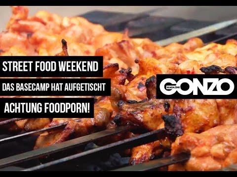 Street Food Weekend | Bonn hat aufgetischt - Vorsicht Foodporn! GONZO-Unterwegs