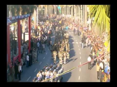 Desfile Militar Santo Domingo 2015