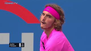 Zverev downs Nishikori & Tsitsipas hammers Goffin | Washington 2018 Quarter-Final Highlights