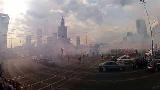 Godzina W - 1.08.2013 - Warsaw Uprising - W hour