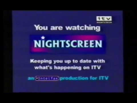 2000 7 - Itv Continuity And Adverts May Nd - 2000 7