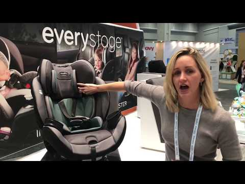 Evenflo Everystage Car seat review