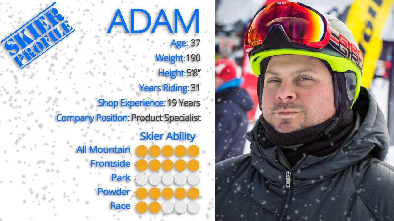 spasavanje faks tigar  Adam's Review-Salomon X Drive 80 Ti Skis 2017-Skis.com - YouTube