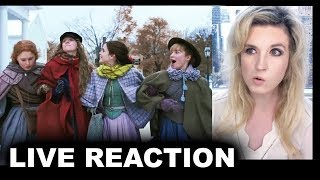 Little Women Trailer 2019 REACTION