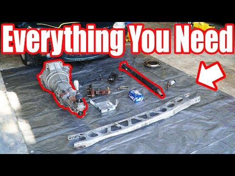 How To Manual Swap ANY CAR! (Complete Guide)