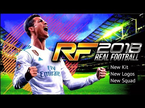 How To Download Real Football 2018 In Android | Full Offline | Only 500 MB