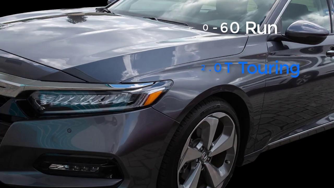 2018 Honda Accord 2 0t Touring 0 60
