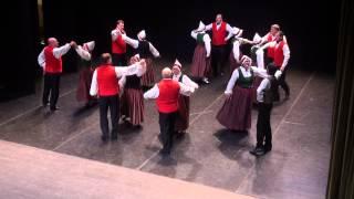 Deju kolektīvu koncert KAM DRAUGI,TAS BAGĀTS, KN ZIEMEĻBLĀZMA (12.01.2014) - 00056
